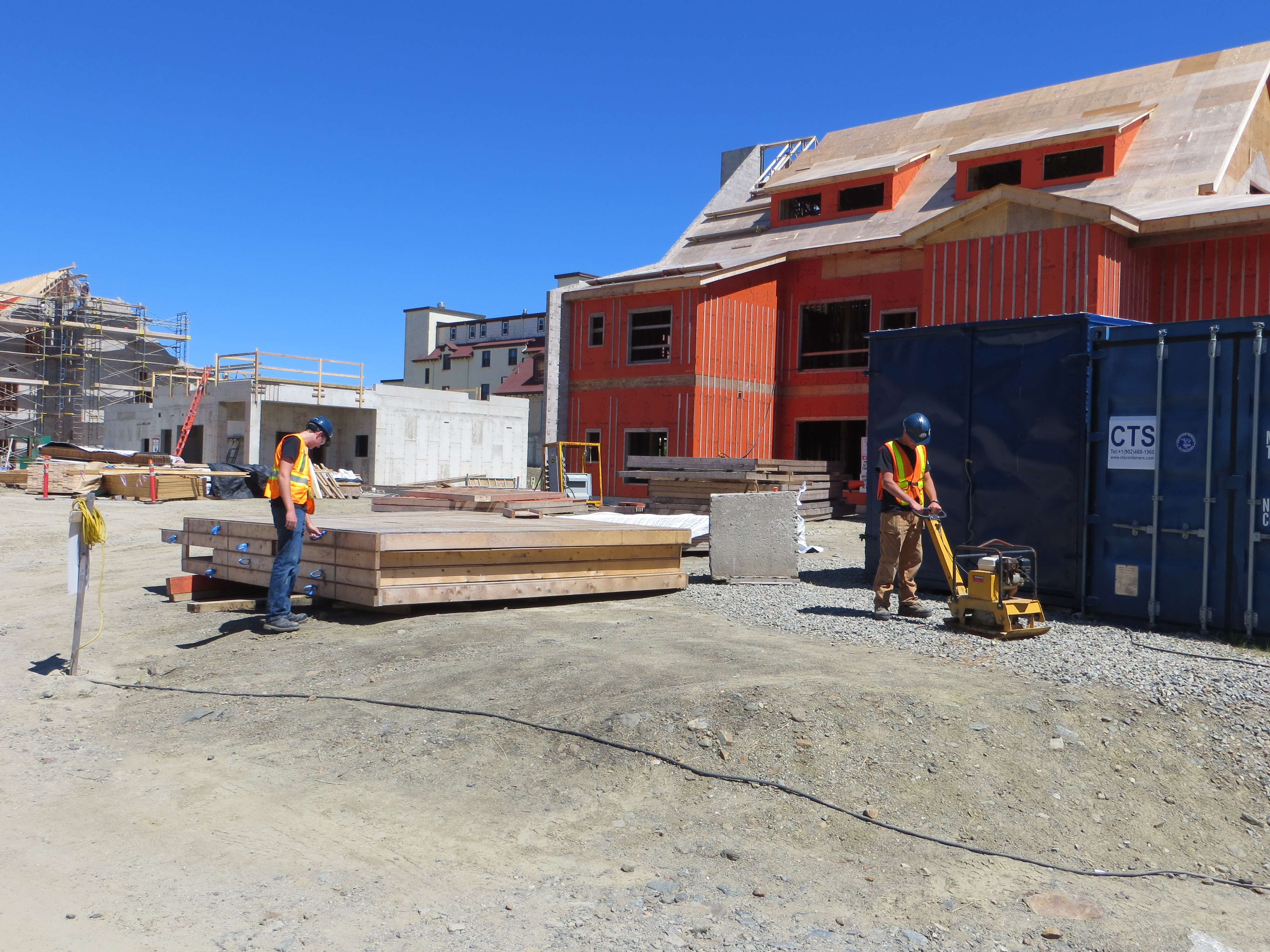 Building Futures 2013
